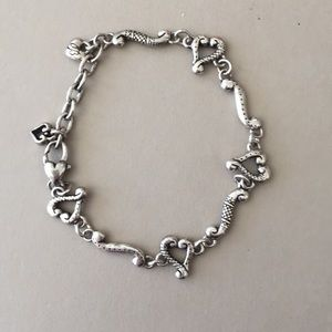 Brighton Tuscan etch bracelet classic